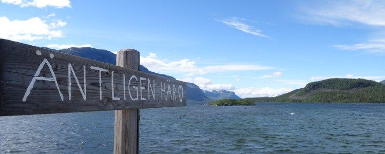 Schweden Urlaub Blog: Einstimmung