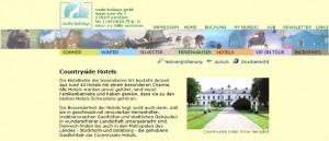 Countryside bietet weiterhin Hotelschecks für Schweden an