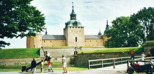 Kalmar mit Öland, Schloss, Kalmarsund & Blå Jungfrun