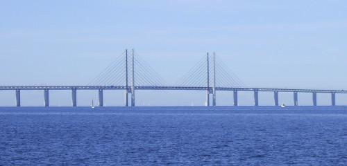 Öresundbrücke mit Tunnel: Maut-Kosten, Tarife & Tipps