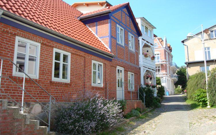 Sassnitz: Kurort mit Schwedenfähre