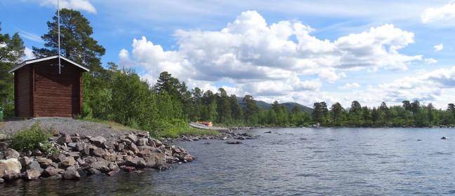 Auf Schwedenreisen Seen entdecken