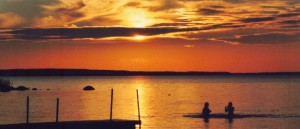 Schweden Urlaub am See: Skagern
