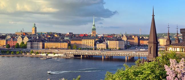 Stockholmkarte: Gamla Stan entdecken