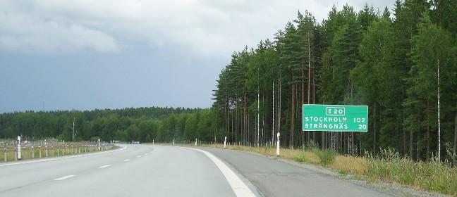 Schweden: Verkehrsregeln