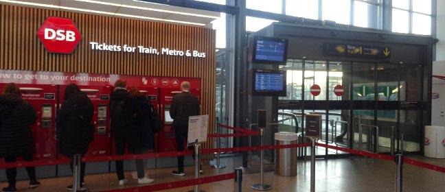 Öresundzug: Tickets kaufen