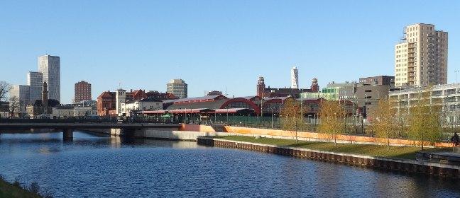 Malmö: Centralstation & Turning Torso