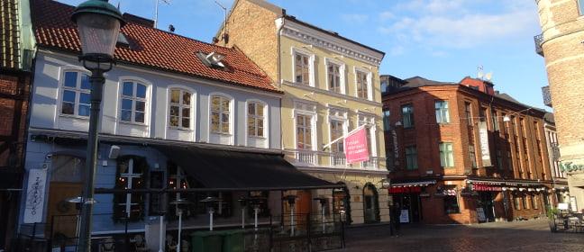 Malmö Sehenswürdigkeit: Lilla Torget