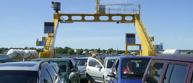 Fähre von Gotland nach Fårö