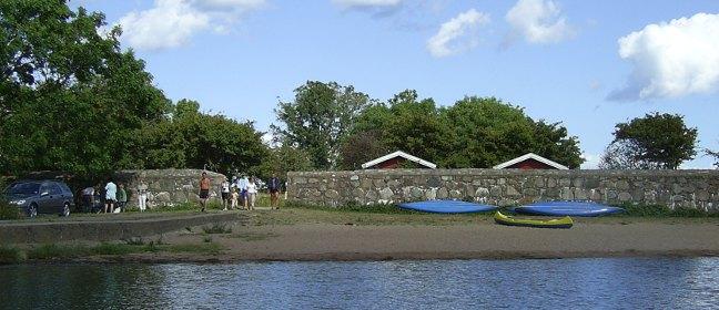 Anreise nach Gotland: Unterkunft