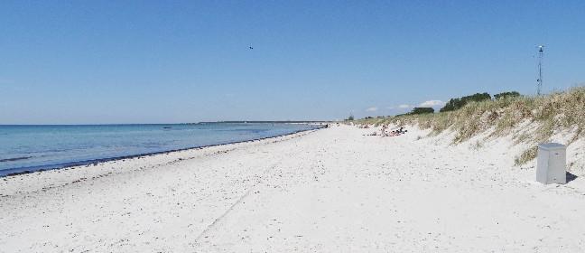 Schweden Urlaub am Meer: Ostseestrand