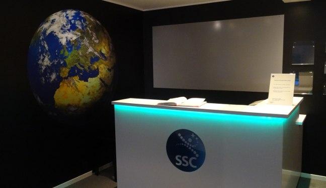 Schwedenbild von Esrange Space Center