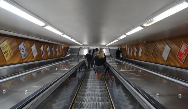 Schwedenbild von Tunnelbana