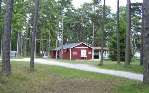 Campingplatz in Schweden
