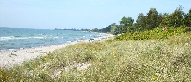 Campingplätze an Südschwedens Kattegatküste
