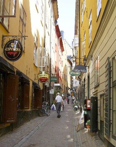 Stockholm: Rundgang durch Altstadt