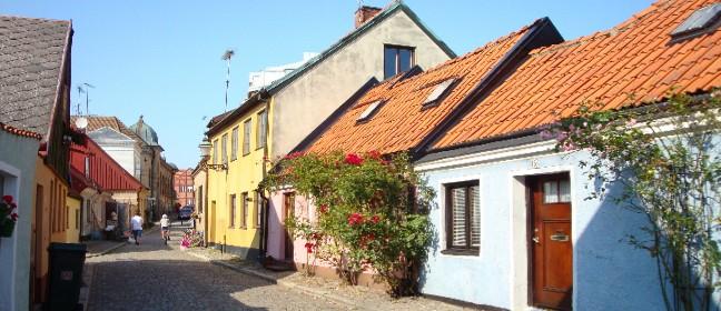 Schweden Rundreise: Visby auf Gotland