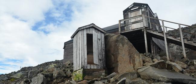 Kebnekaise - Schutzhütte