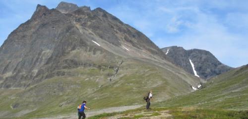 Kebnekaise: von der Fjällstation zur Gipfel-Besteigung