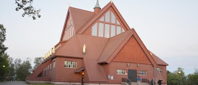 Kirche von Kiruna