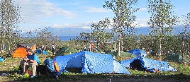 Aktivurlaub in Schweden als individuell organisierte Gruppenreise