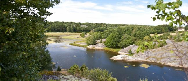 Bohusleden & Kuststigen führen durch idyllische Landschaften