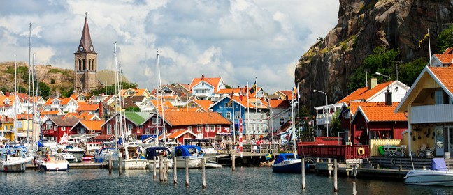 Schwedische Westküste: Bohusleden