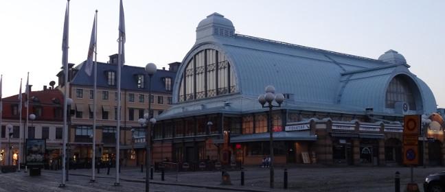 Göteborger Fiskekyrkan
