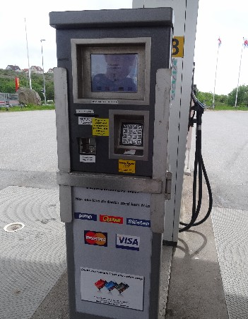 Schweden Benzinpreise