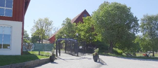 Nordens Ark Eingang
