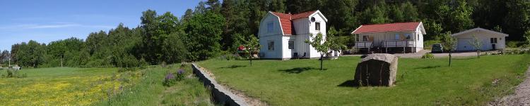 Schwedenhaus als Ferienhaus
