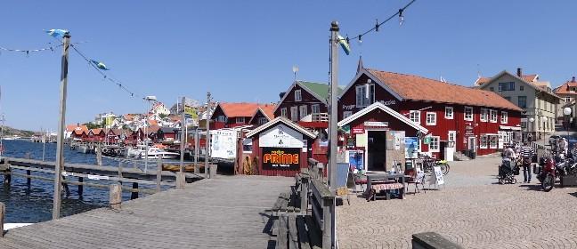 Beliebtes Reiseziel in Schweden: Bohuslän