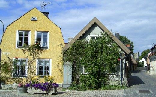 Städtereise in Schweden: Visby