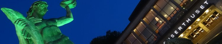 Städtereise Schweden: Göteborg Konzerthaus