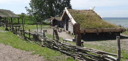 Wikingerdorf Foteviken: Wikingermuseum in Südschweden