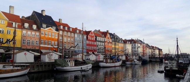 Kopenhagen am Öresund