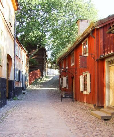 Stockholm: Skansen Freilichtmuseum