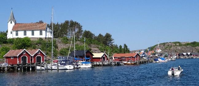 Hamburgsund Schweden