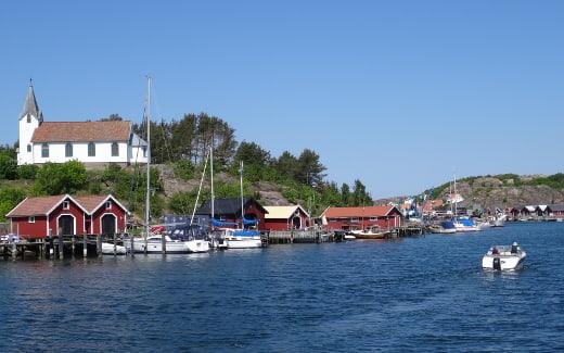 Südschweden - Sehenswürdigkeit: Bohuslän