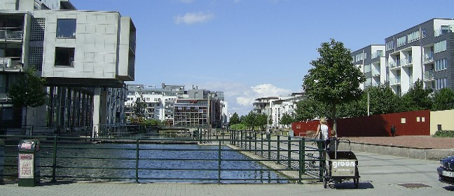 Schweden Info: die Mehrheit der Schweden lebt in Städten