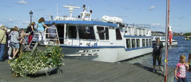 Karlskrona: Schärenboot