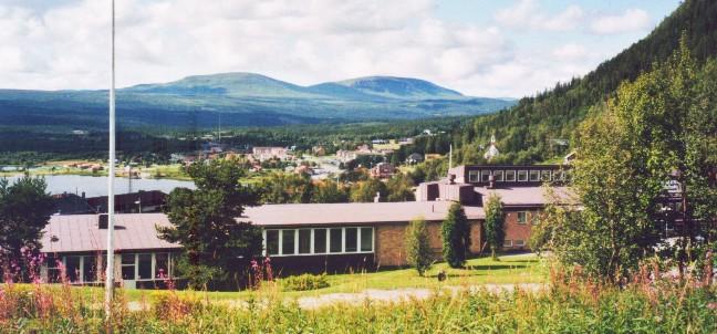 Skanden - Skandinavisches Gebirge