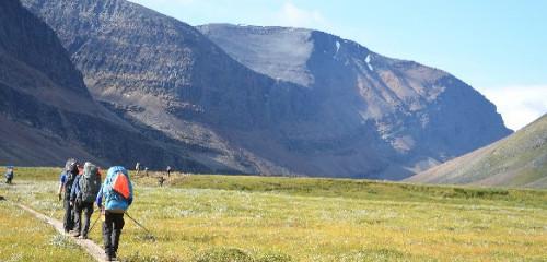 Kungsleden: Wandern & Langlauf auf dem Lappland-Trail