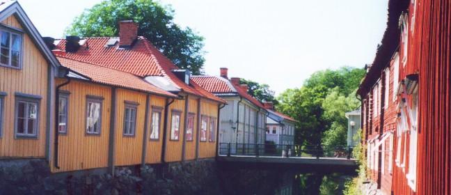 Västeras: Altstadt