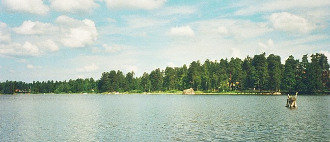 Västmanland: See