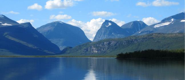 Lappland: Fjällräven Classic