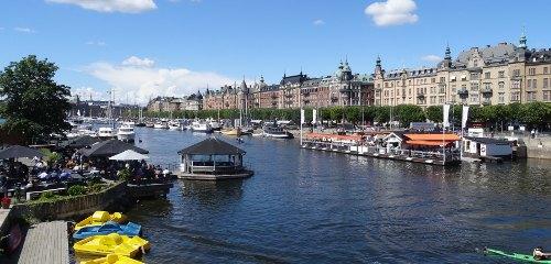 Urlaubsregion in Schweden: Stockholm