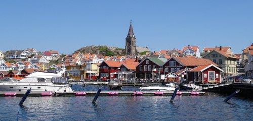 Urlaubsregion in Schweden: Westküste