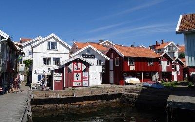 Schwedische Westküste: Smögen