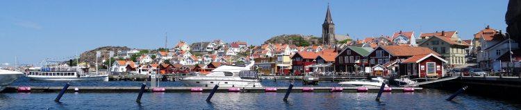 Schwedens Westküste: Fjällbacka